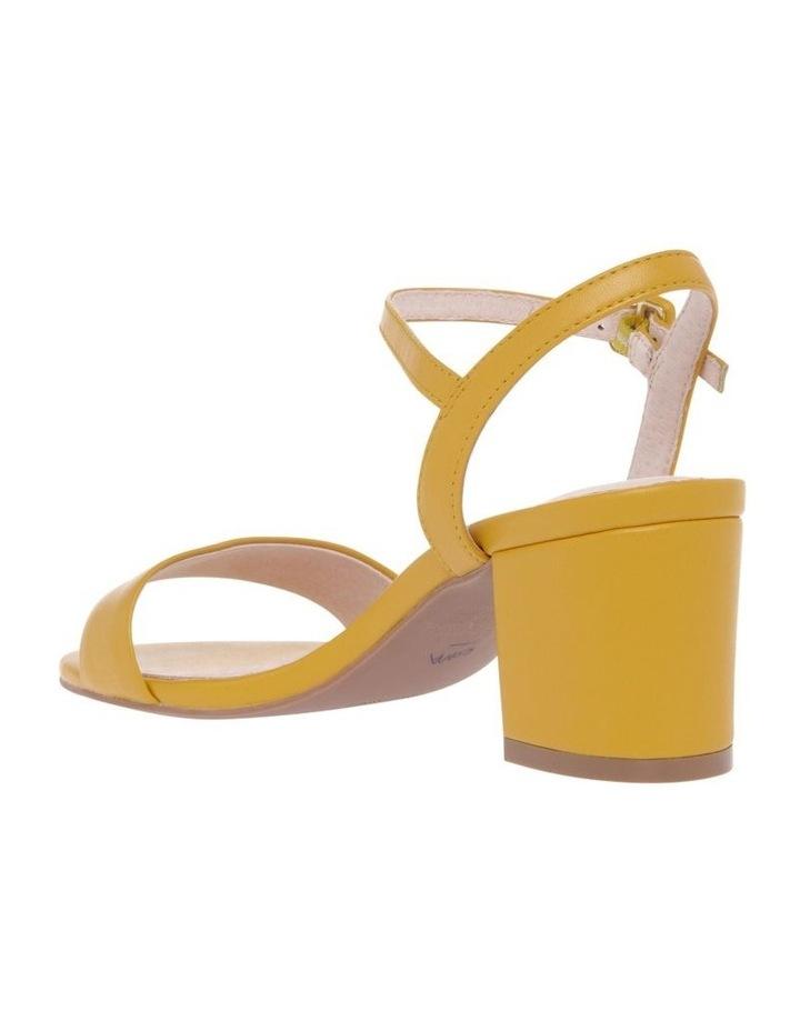 Roma Mustard Leather Sandal image 2