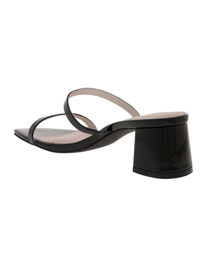 Olivia Black Patent Leather Sandal image 4