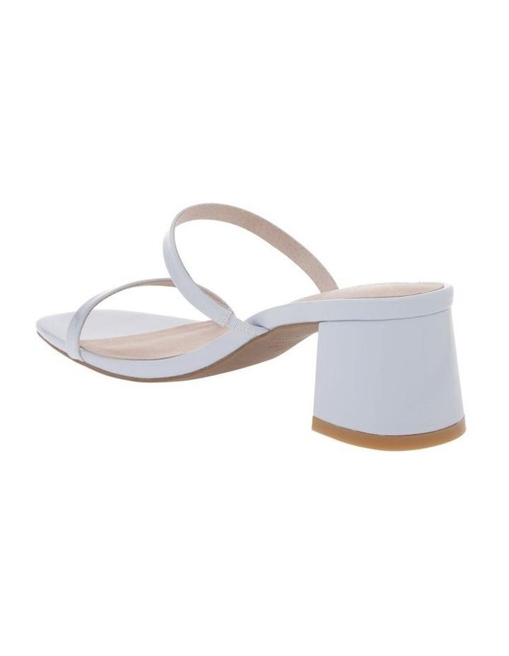 Olivia Blue Patent Leather Sandal image 3