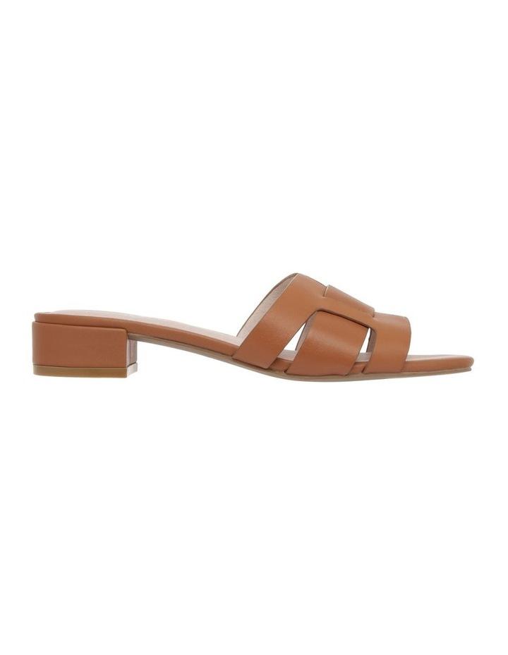 Madison Tan Leather Sandal image 1