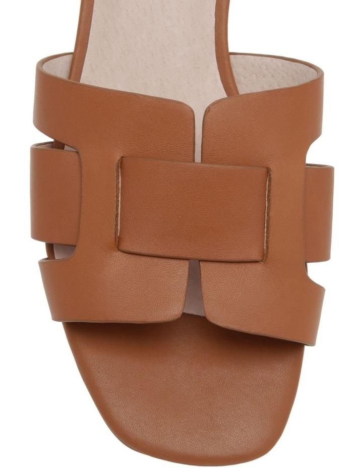 Madison Tan Leather Sandal image 2
