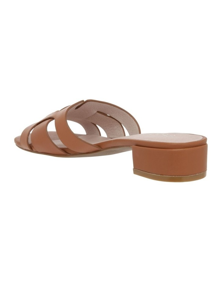 Madison Tan Leather Sandal image 3