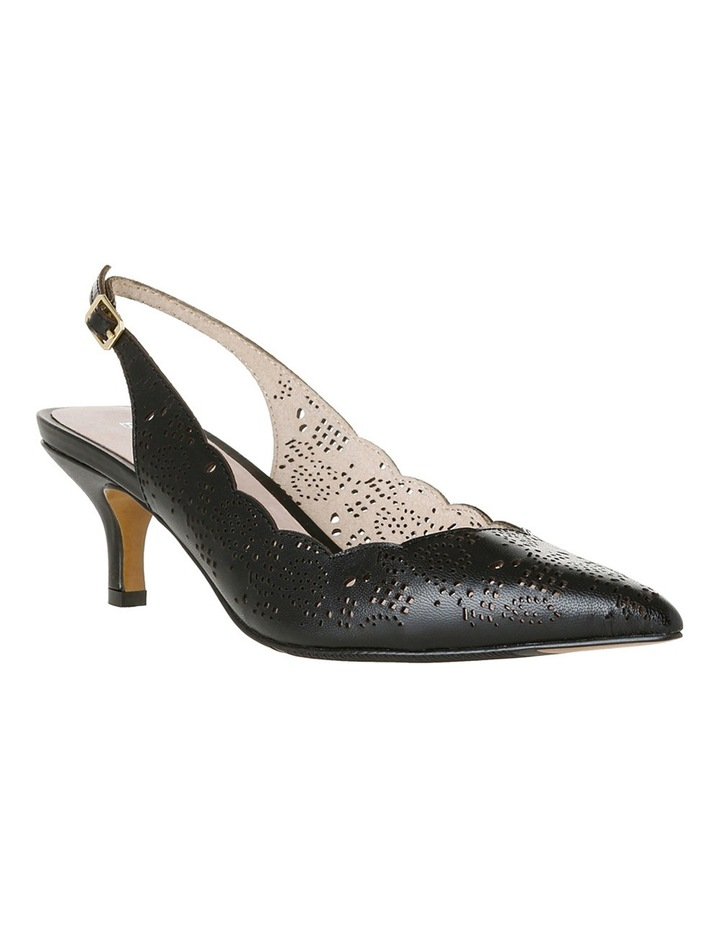 Laurena Black Pump image 2