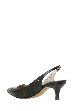 Basque - Laurena Black Pump