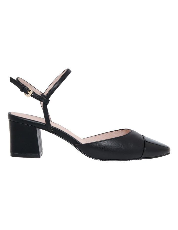 9a7c5234b9b Basque Coco Black Leather Heel