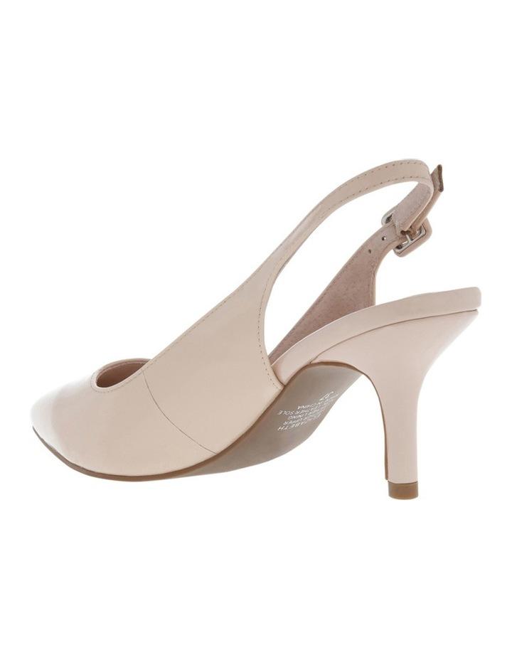 Eleanor Nude Patent Shoe image 2