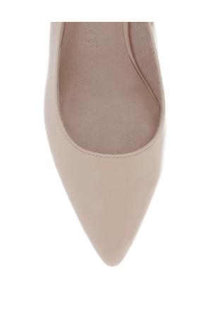 Basque - Eleanor Nude Patent Shoe