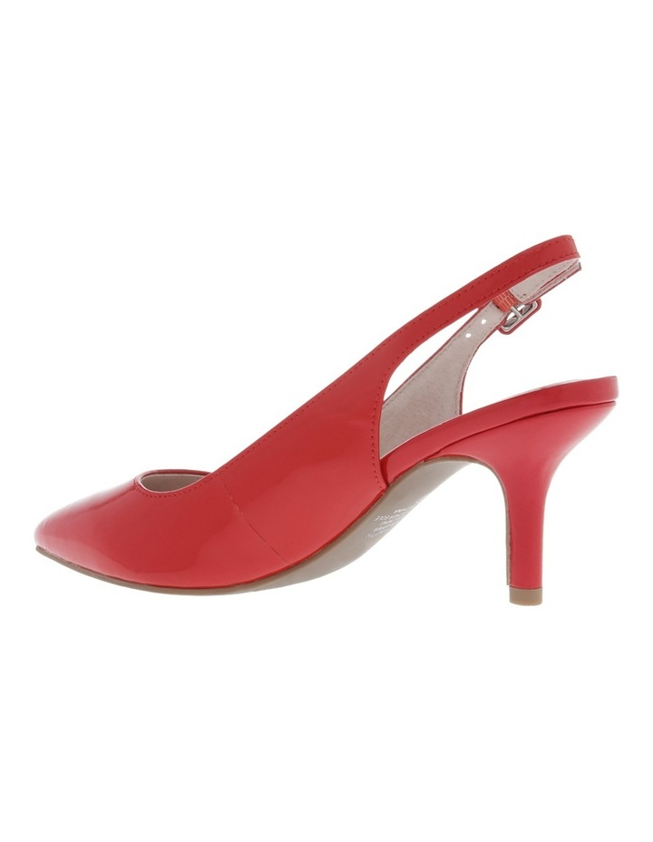 Eleanor Red Patent Shoe image 2