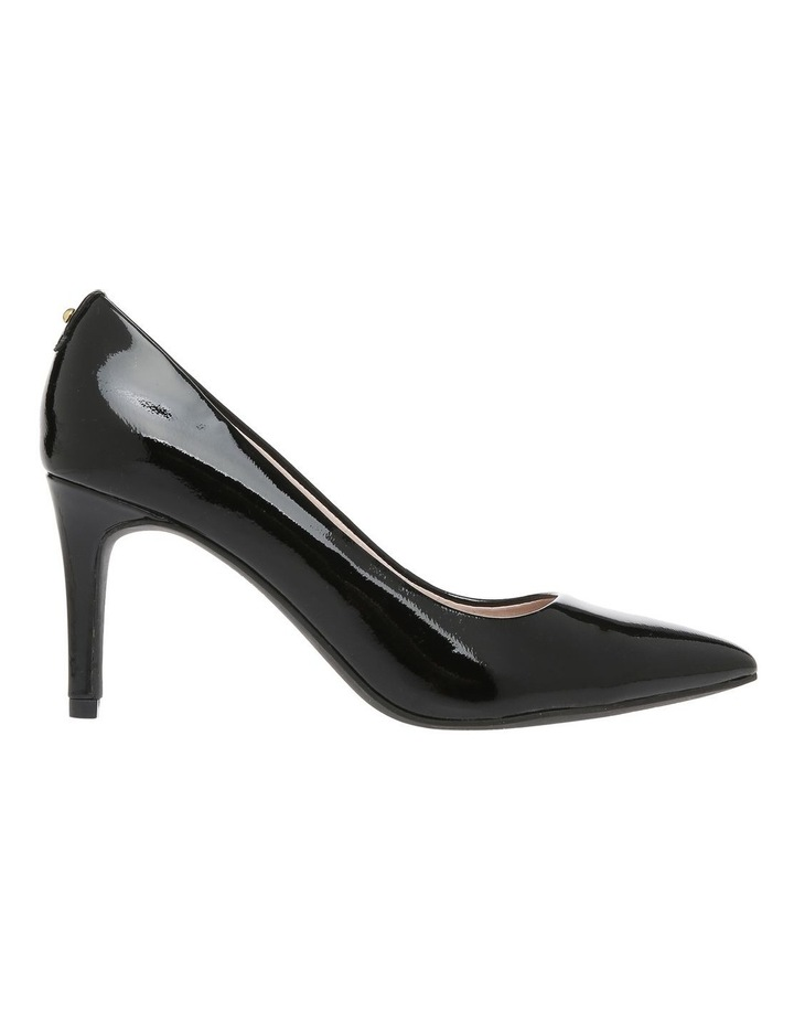Heavenly Black Patent Heel image 1