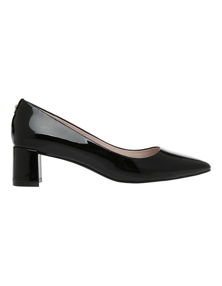 Samantha Black Patent Heel image 1