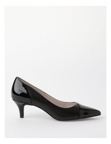 Black Leather/Patent colour
