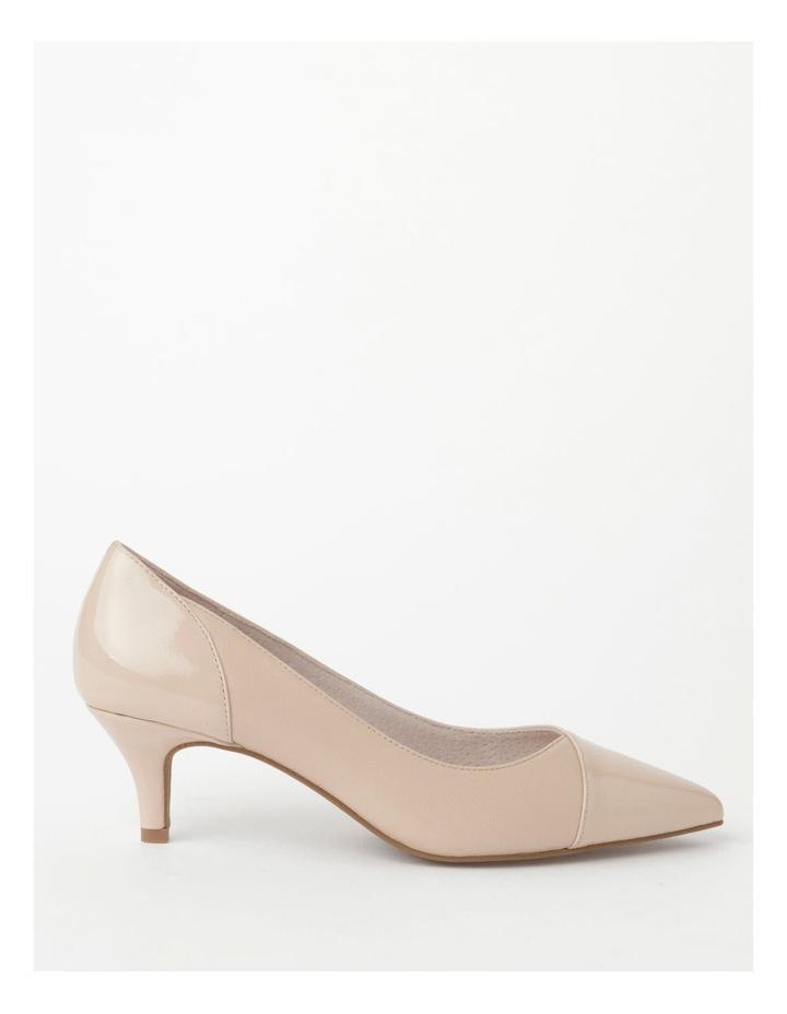 Liberty Nude Heeled Shoe image 1