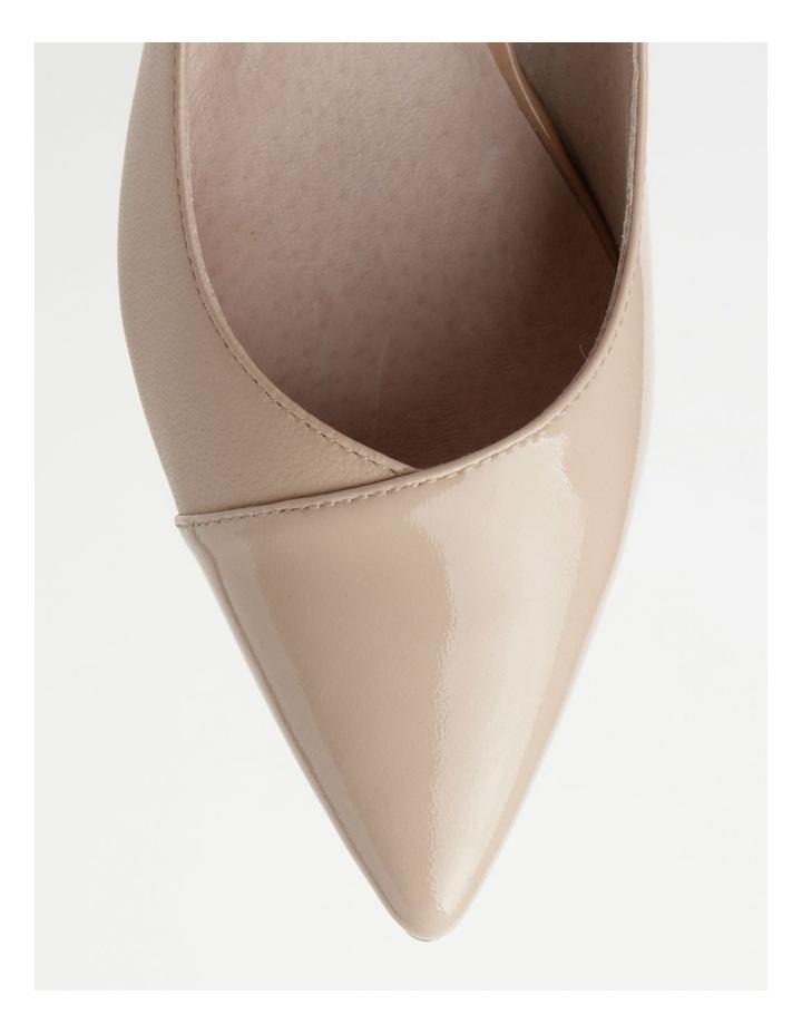 Liberty Nude Heeled Shoe image 2
