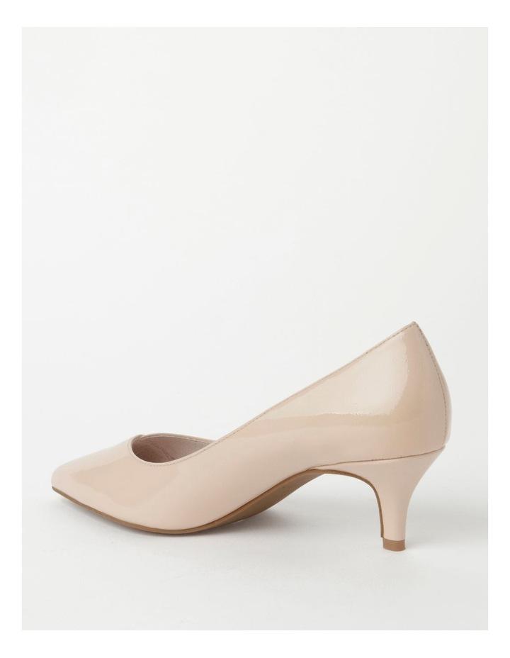 Liberty Nude Heeled Shoe image 3