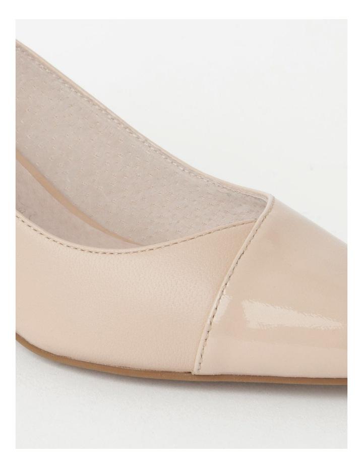 Liberty Nude Heeled Shoe image 4