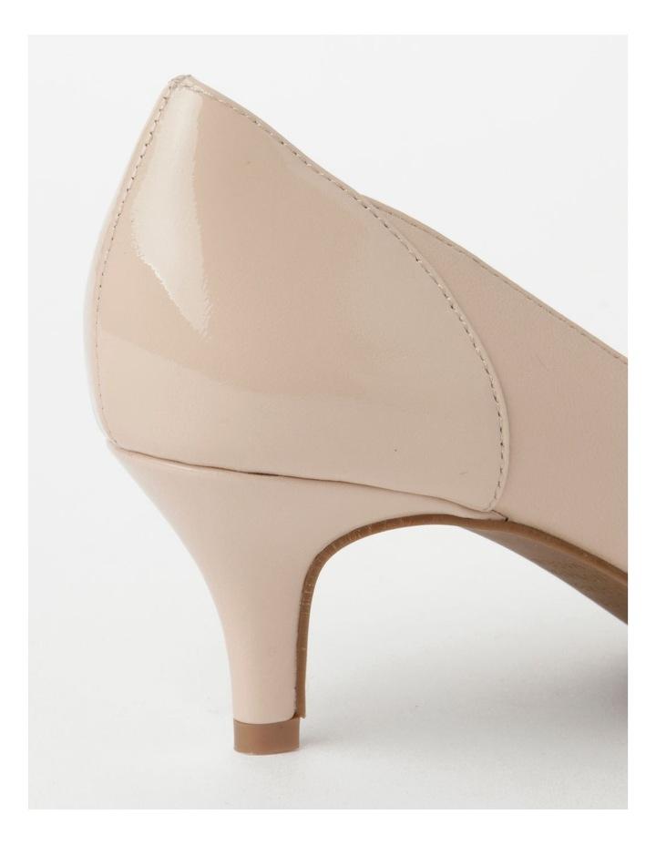 Liberty Nude Heeled Shoe image 5