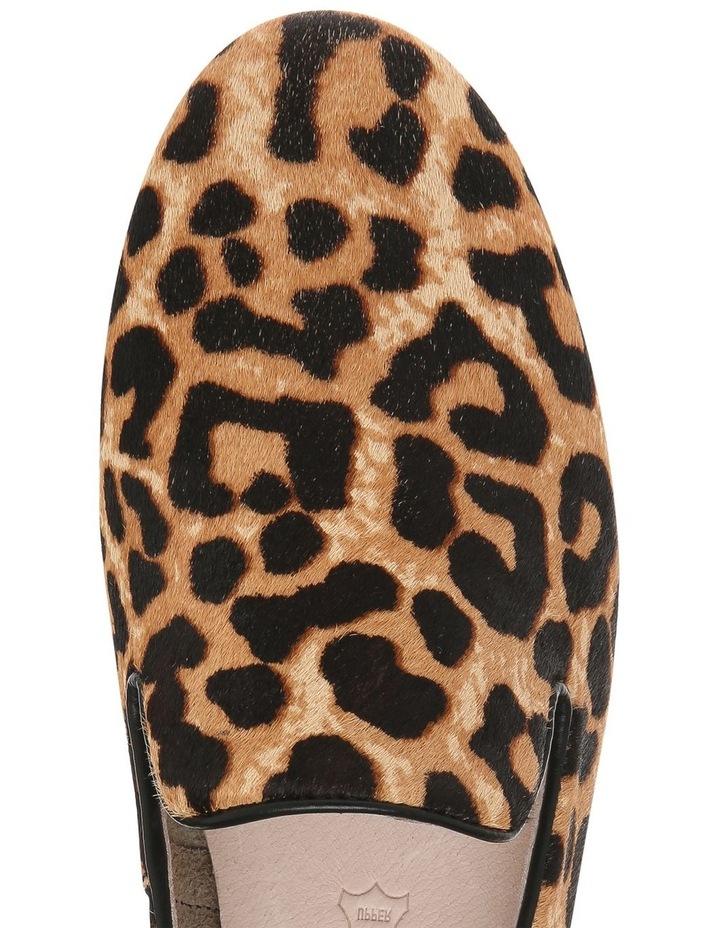 Bonnie Leopard Flat Shoe image 3