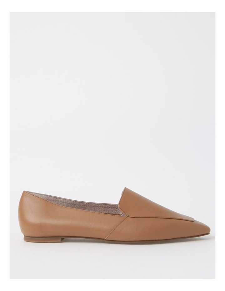 Charlie Tan Flat Shoe image 1