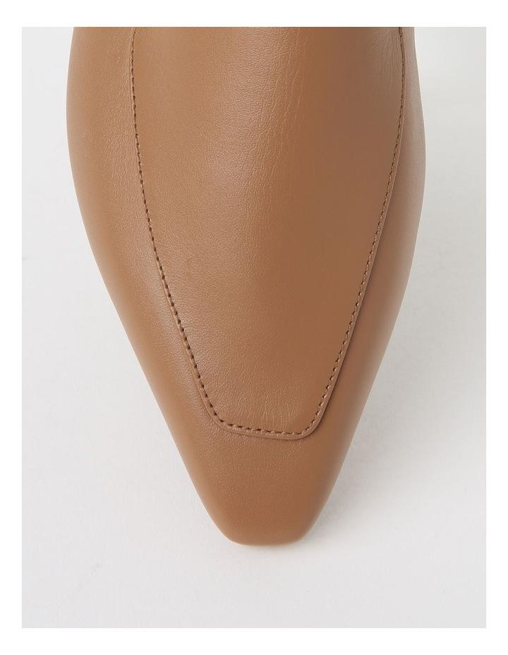 Charlie Tan Flat Shoe image 2