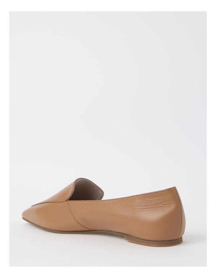 Charlie Tan Flat Shoe image 3