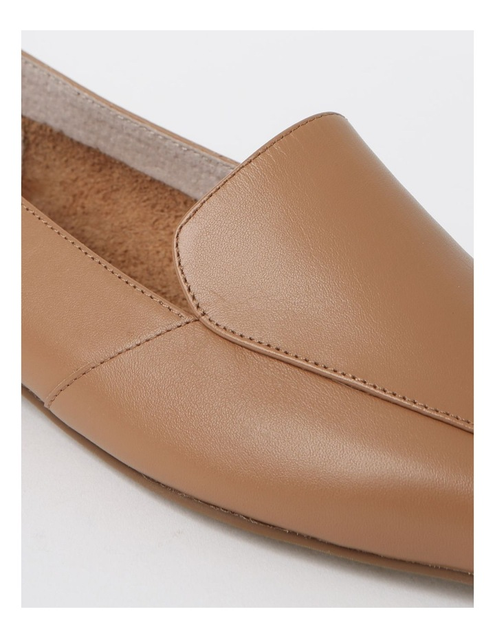 Charlie Tan Flat Shoe image 4