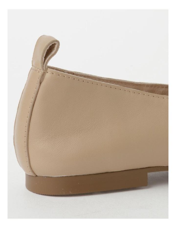 Mara Neutral Flat Shoe image 5