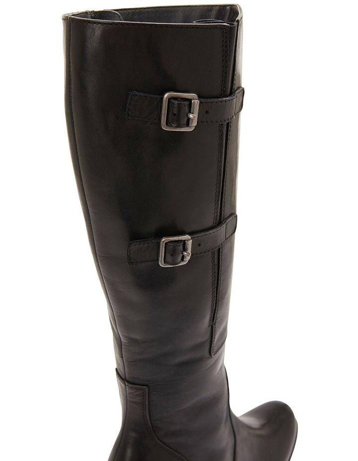 Victor Black Glove Boot image 9