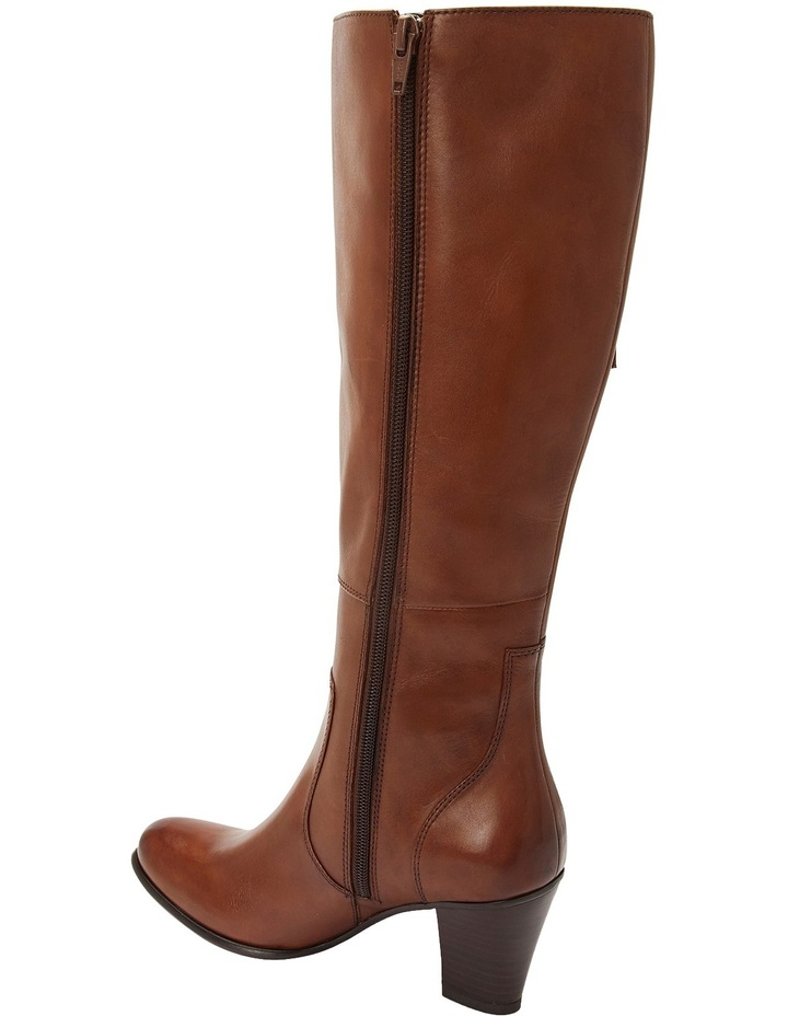 Victor Mid Brown Glove Boot image 6