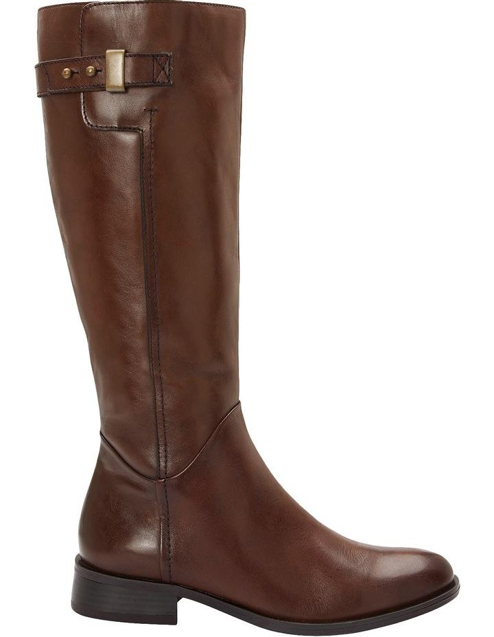 Sandler Jenna Brown Glove Boot Myer