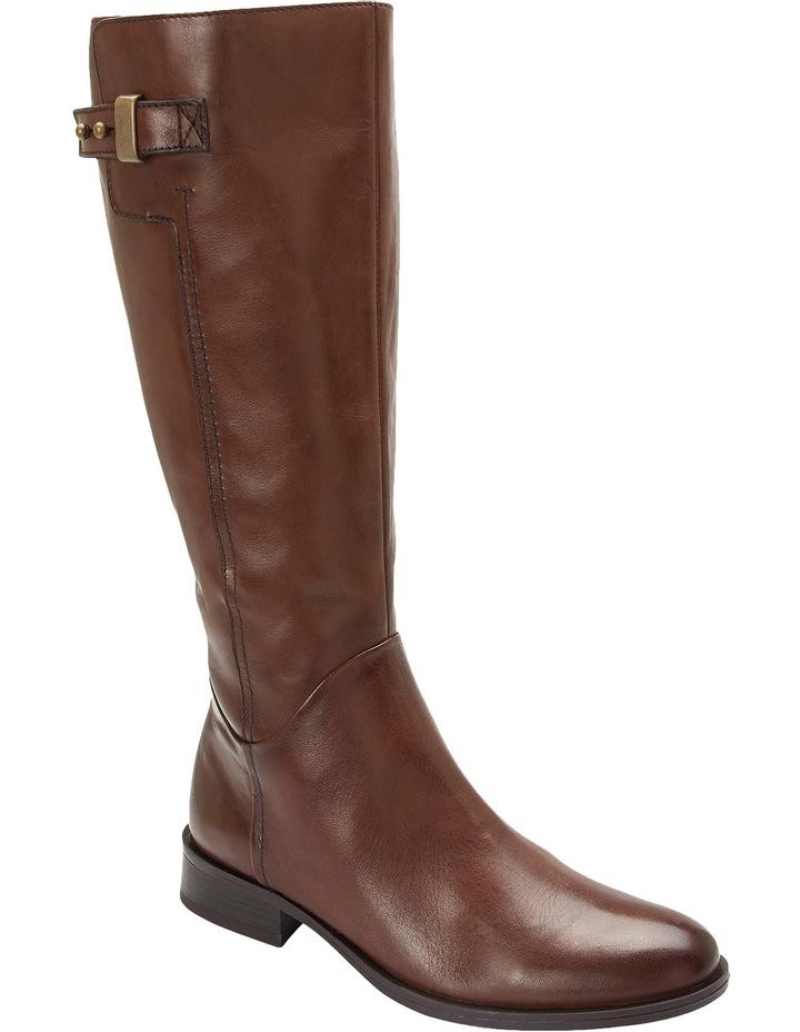 Jenna Brown Glove Boot image 4