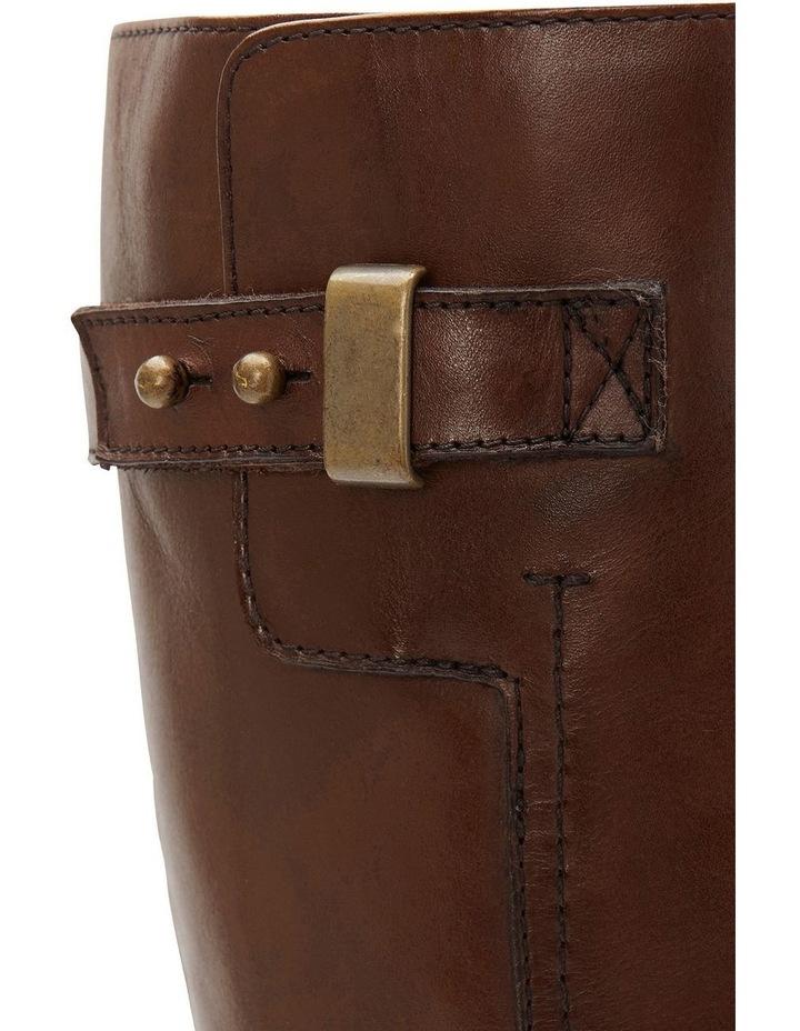 Jenna Brown Glove Boot image 9
