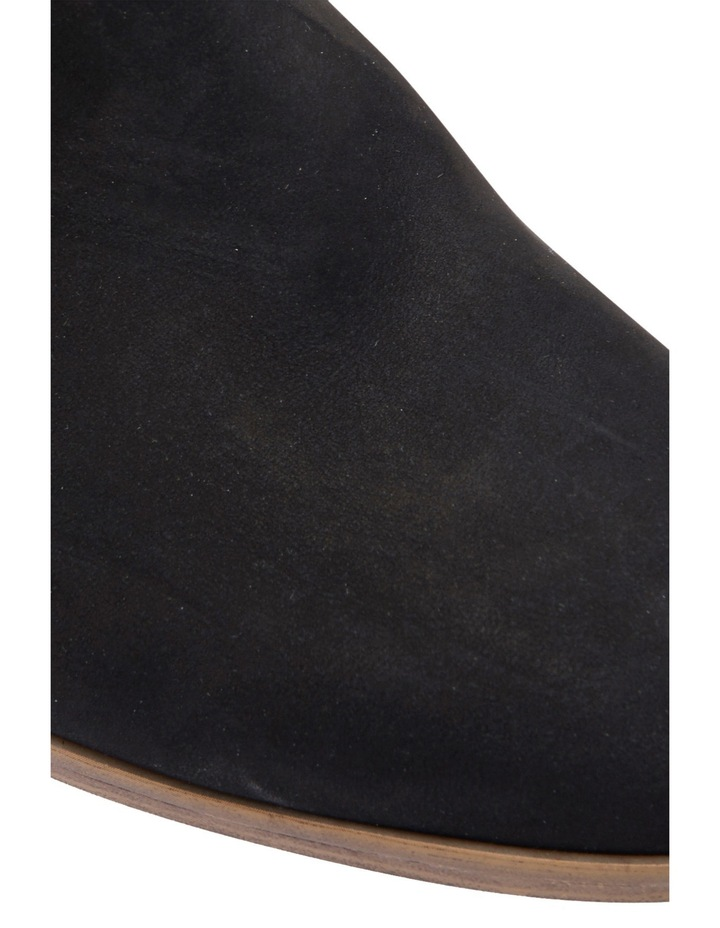 Orlando Black Nubuck Boot image 4