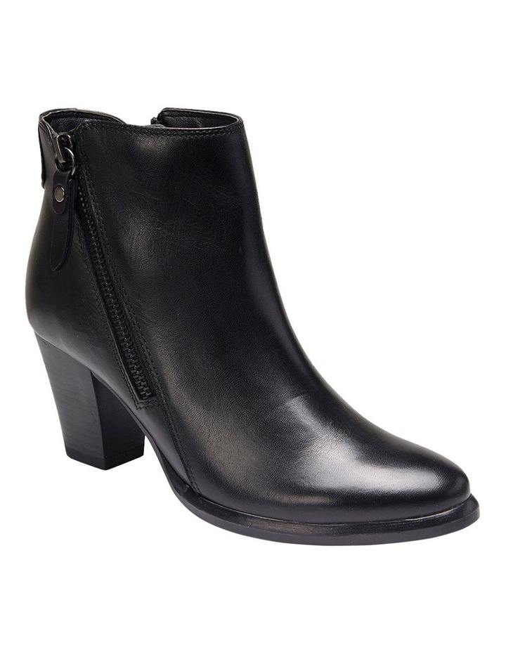 Yates Black Glove Boot image 2