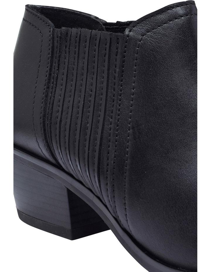 Maison Black Glove Boot image 5