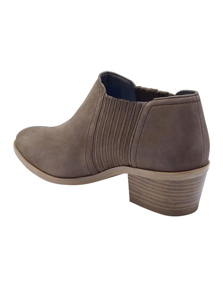 Maison Grey Nubuck Boot image 3