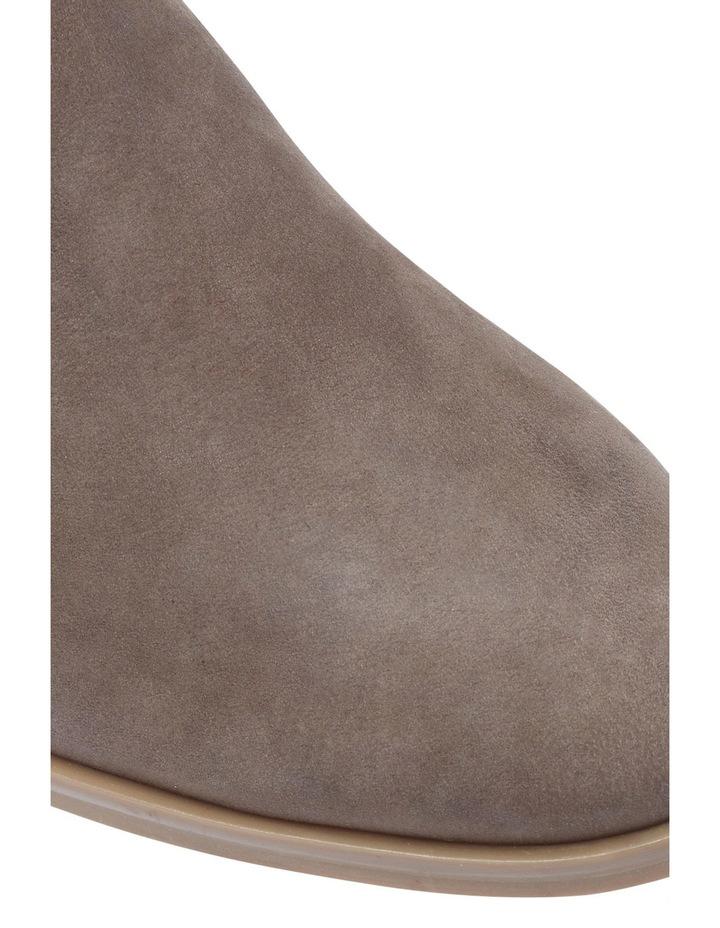 Maison Grey Nubuck Boot image 4