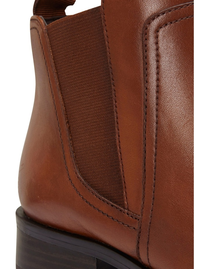 Jericho Mid Brown Glove Boot image 4
