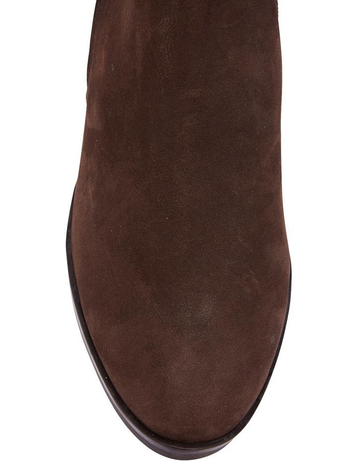 Memphis Brown Oily Nubuck Boot image 4