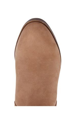 Sandler - Montreal Light Tan Nubuck Boot