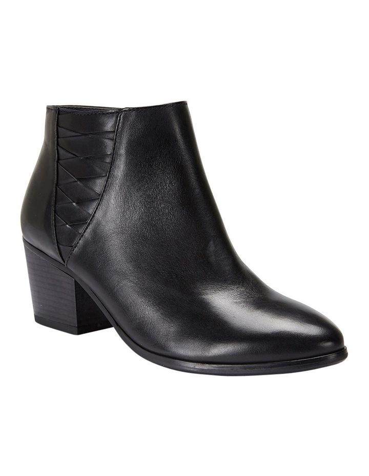 Oxford Black Glove Boot image 4