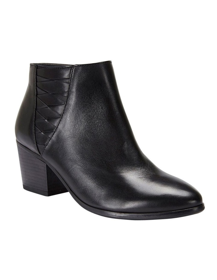 Oxford Black Glove Boot image 3