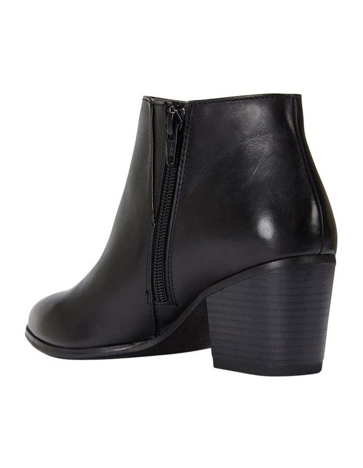 Oxford Black Glove Boot image 5