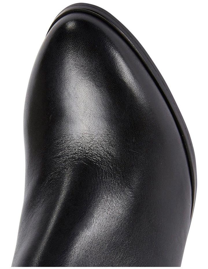 Oxford Black Glove Boot image 8