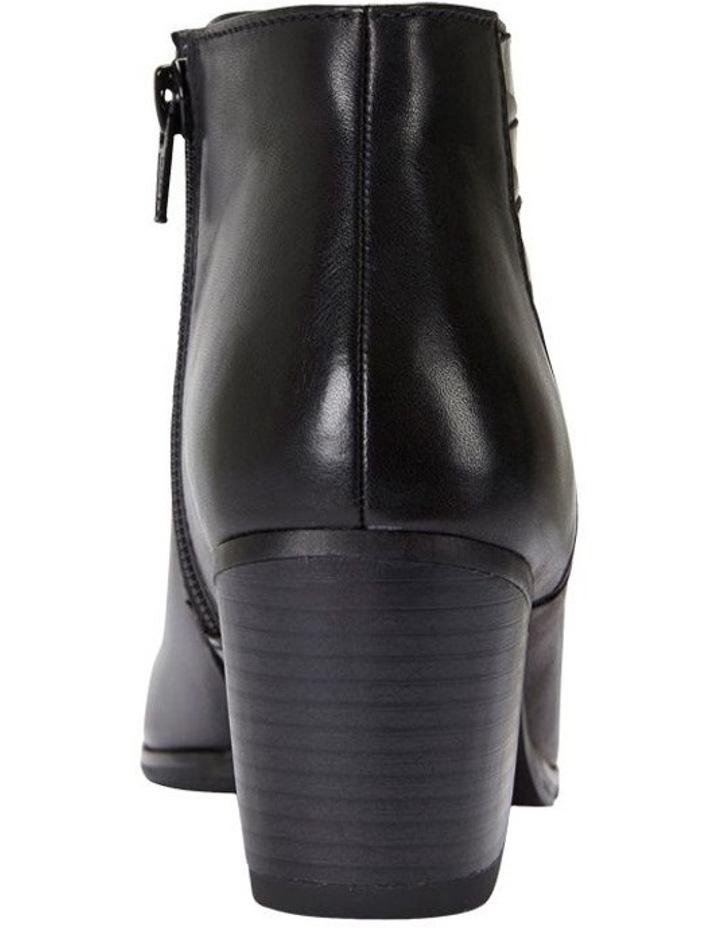 Oxford Black Glove Boot image 9
