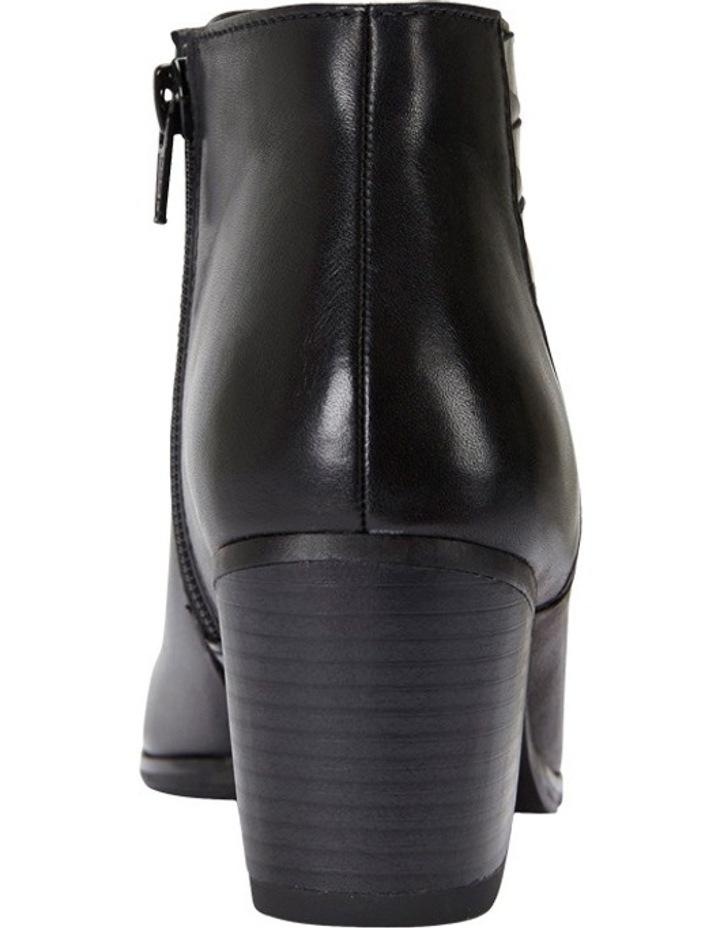 Oxford Black Glove Boot image 10