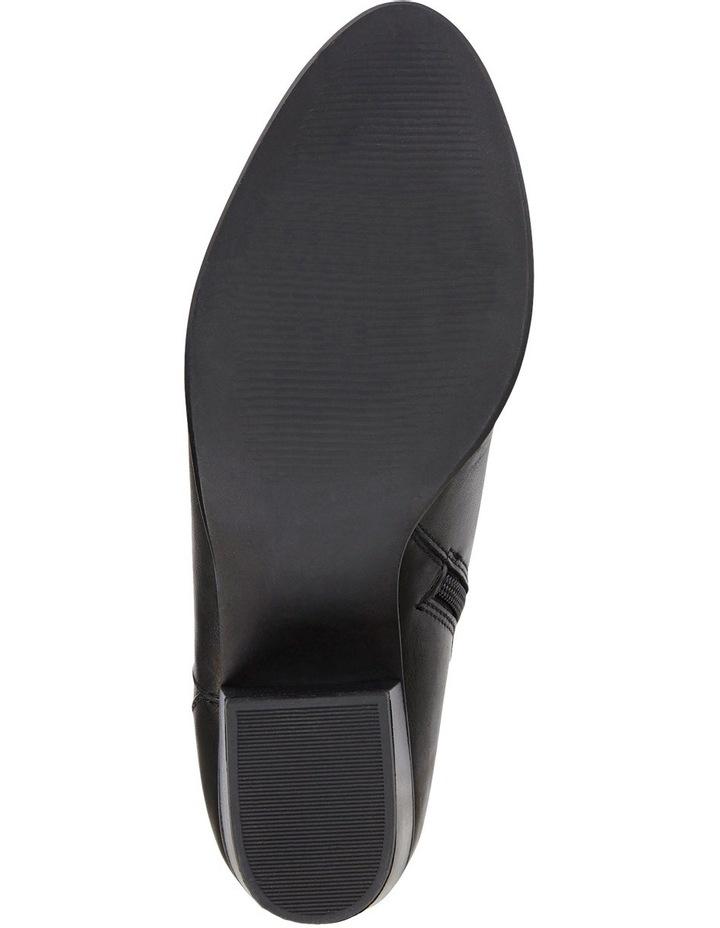 Oxford Black Glove Boot image 11