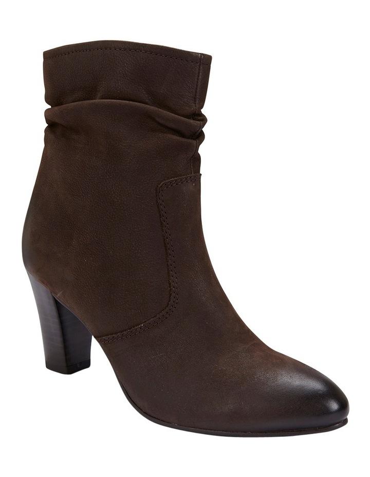 Pippa Brown Oily Nubuck Boot image 2