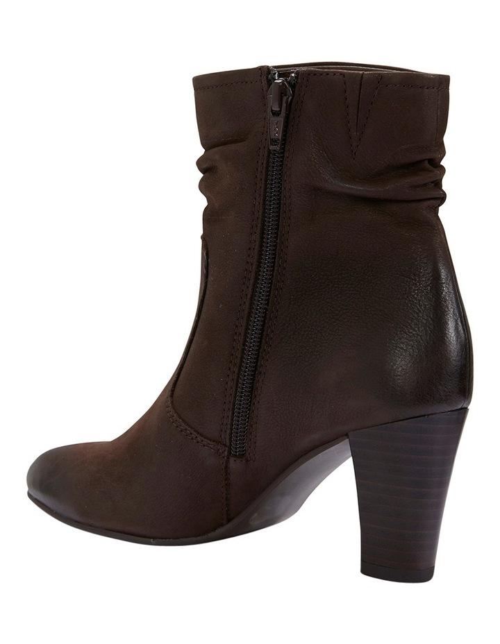 Pippa Brown Oily Nubuck Boot image 4