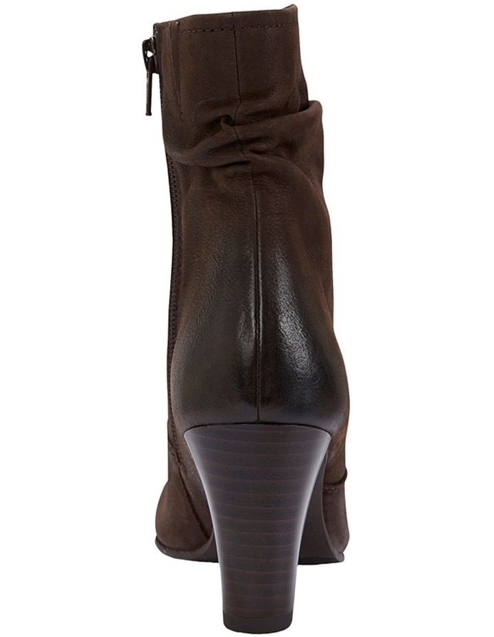 Pippa Brown Oily Nubuck Boot image 5