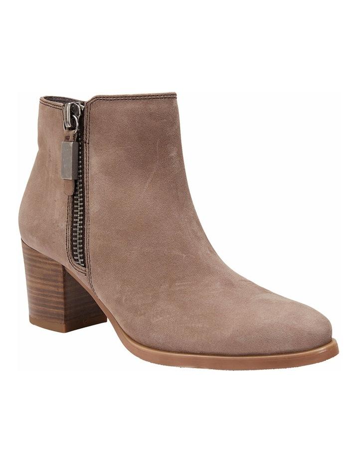 Dallas Grey Nubuck Boot image 2